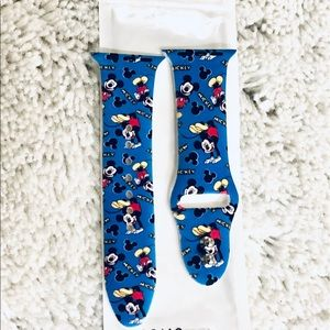 42mm/44mm Mickey Mouse Apple Watch Band (M/L)